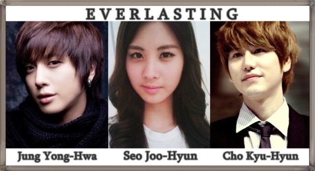 Seokyu, Seohyun, Younghwa, Kyuhyun