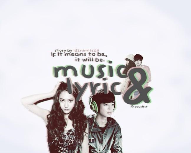 Music&Lyric---For-Idzni